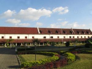 Bangunan Di Sekitar Benteng.