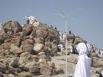 Memandang Jabal Rahmah Dari Kejauhan