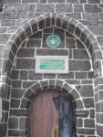 Pintu MAsjid Abu Bakar
