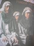 ini ketika khotmul qur'an, sebelah kiri Dewi Nur Kumala Sari dan kanan nya aku ;)