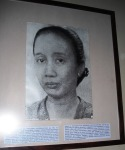 Ibu MR. Maria Ulfah Santoso, yang mengusulkan linggar jati sebagai tempat perundingan