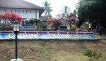 Gedung Linggar Jati, nampak dari taman